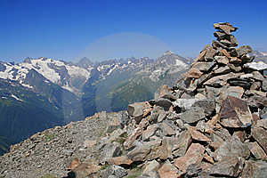 Caucasus Mountain Royalty Free Stock Photo - Image: 7755475