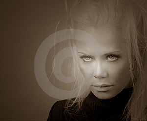 Beautiful Woman Royalty Free Stock Photos - Image: 7756428
