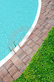 Poolside Stock Photography - Image: 7757332