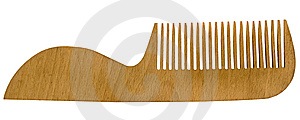 Wood Comb Stock Photos - Image: 7757573
