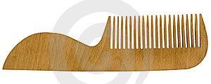 Wood Comb Stock Photos - Image: 7757573