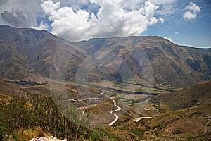 Amazing Argentina Landscape In Summe Stock Image - Image: 7758601