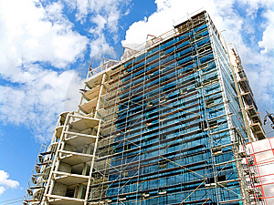Building Under Construction Stock Photos - Image: 7758603