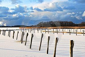Frozen Harbor Stock Photography - Image: 7758612