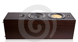 Loudspeaker Stock Images - Image: 7759034