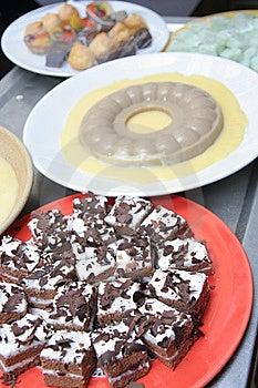 Dessert Royalty Free Stock Image - Image: 7760296