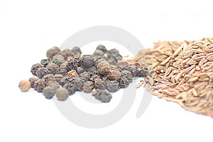 Black Pepper Royalty Free Stock Photography - Image: 7760307