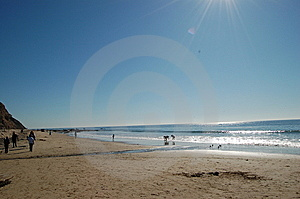 Corona Del Mar 6 Royalty Free Stock Photography - Image: 7760717