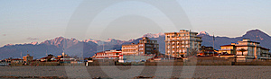 Versilia And Apuan Alps Stock Images - Image: 7760774