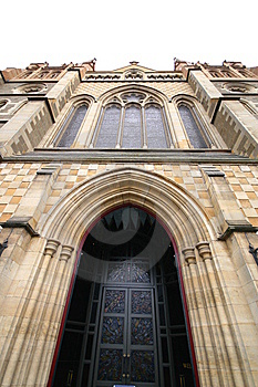 St. Patrick's Cathedral, Australia Stock Photography - Image: 7764312