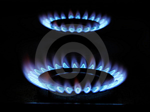 Gas Stock Image - Image: 7764791