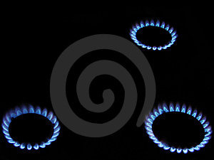 Gas Stock Image - Image: 7764801