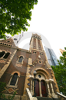 St. Patrick's Cathedral, Australia Stock Photography - Image: 7764932