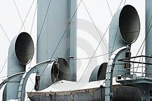 Saint Petersburg, Cruiser Aurora (detail) Royalty Free Stock Photos - Image: 7764978