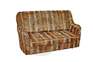 Upholstered Furniture Stock Image - Image: 7765121