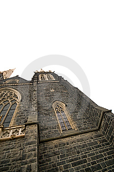 St. Patrick's Cathedral, Australia Stock Photo - Image: 7765150