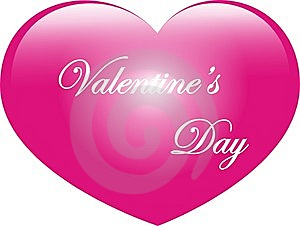 Valentine's Day Heart Stock Image - Image: 7768621
