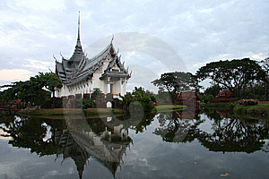 Ancient Siam Stock Image - Image: 7768851