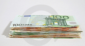Euros  Royalty Free Stock Photography - Image: 7770697