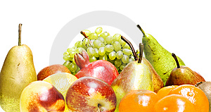 Fresh Vegetables And Fruits Royalty Free Stock Images - Image: 7771749