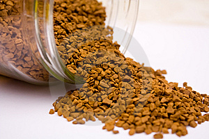 Instant Coffee Royalty Free Stock Images - Image: 7773379