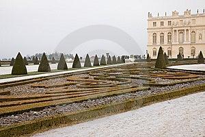 Chateau De Versailles Stock Photography - Image: 7773502