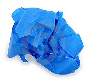 Ball Of Sticky Painters Tape Stock Photos - Image: 7774923