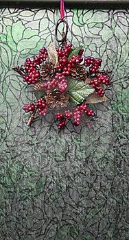 Christmas Garland Royalty Free Stock Photo - Image: 7775985