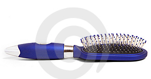 Hairbrush Royalty Free Stock Photos - Image: 7776898