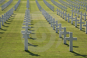American War Cemetery Stock Photography - Image: 7779382