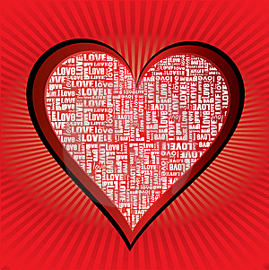 Valentine Background Stock Photo - Image: 7781490