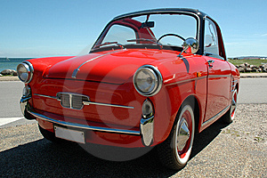 Red Sports Car Royalty Free Stock Photo - Image: 7781605