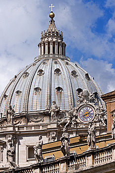 St. Peter's Church Royalty Free Stock Photos - Image: 7782088