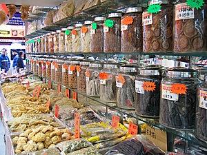 Chinatown Market Royalty Free Stock Image - Image: 7782946