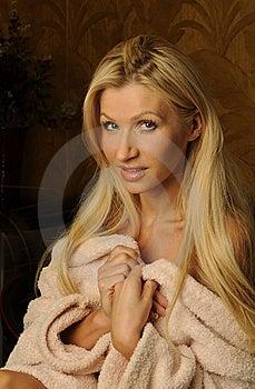 Woman At Spa Royalty Free Stock Photos - Image: 7783768