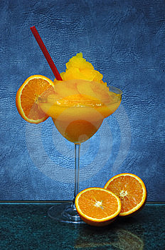 Frozen Cocktail Stock Photography - Image: 7789522