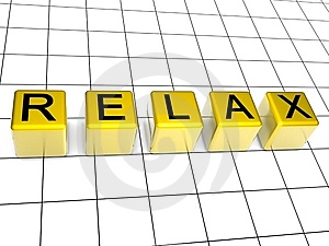 Relax Royalty Free Stock Photo - Image: 7796755