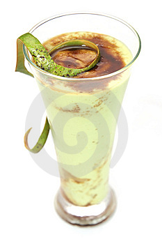Avocado Juice Stock Images - Image: 7797584