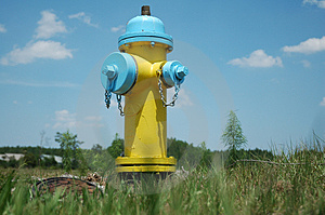 Fireplug Stock Images - Image: 786354