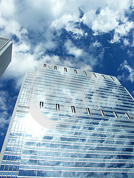 Skyscraper Royalty Free Stock Photos - Image: 786908