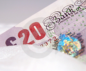 Free Stock Photography - UK currency