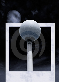 Lamp Of The Night Royalty Free Stock Photos - Image: 787838