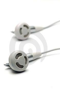 Earphones Royalty Free Stock Photography - Image: 789167