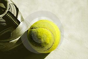 Tenis Royalty Free Stock Image - Image: 7802596