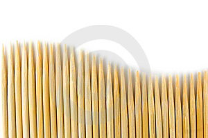 Toothpicks Royalty Free Stock Photos - Image: 7802668