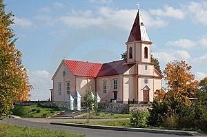 Catholic Church Stock Photography - Image: 7802902