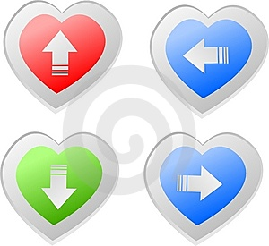 Hearts Stock Photo - Image: 7805540