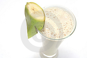 Banana Juice Stock Photos - Image: 7808323