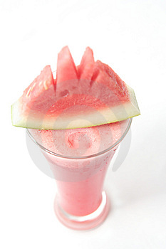 Watermelon Juice Royalty Free Stock Photography - Image: 7808487