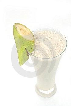 Banana Juice Stock Photo - Image: 7808500